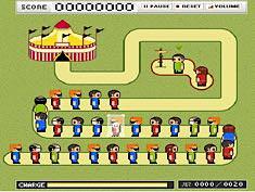 Circus Zuma Juegos De Bolas